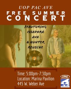 Summer Concert Series: UOP Showcase